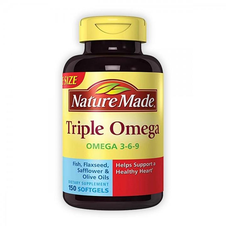 Nature Made Triple Omega...