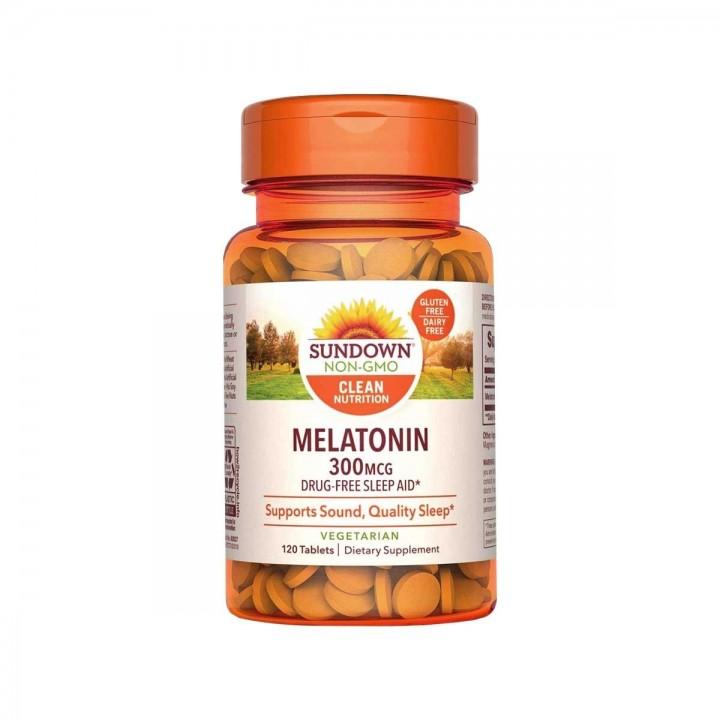 Melatonina Sundown Natural...