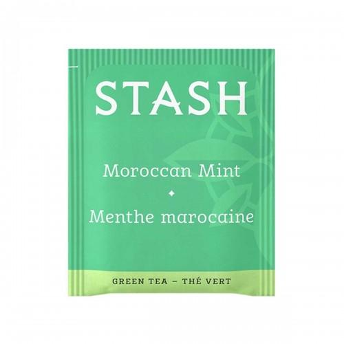 Te STASH Green Tea Moroccan Mint 20 Bolsitas 26 g T2014 STASH