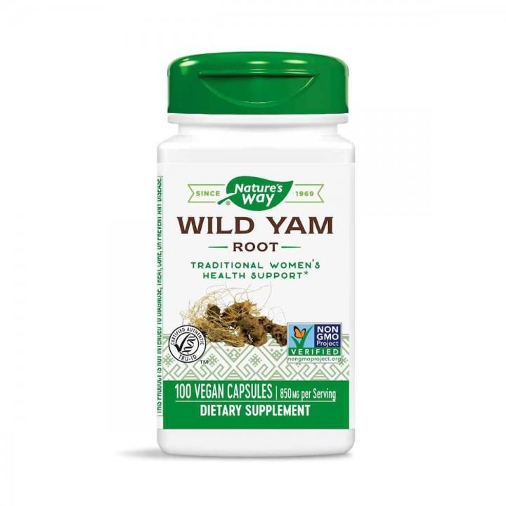 Wild Yam Raíz De Ñame...