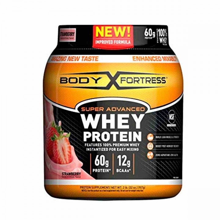 Body Fortress Whey Protein...