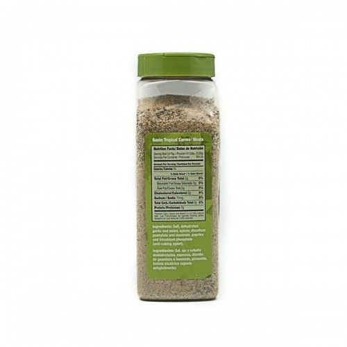 Badia Sazonador Tropical Verde Net Wt. 1.75 lbs (793.8 g) D1117 BADIA