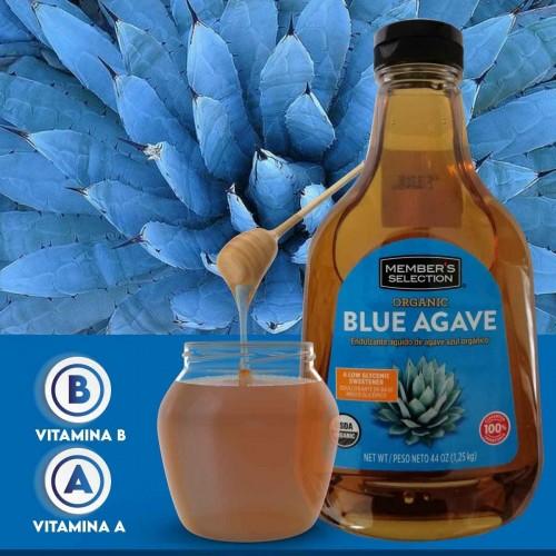 Endulzante Liquido Blue Agave 1.25 kg D1130 Members Selection
