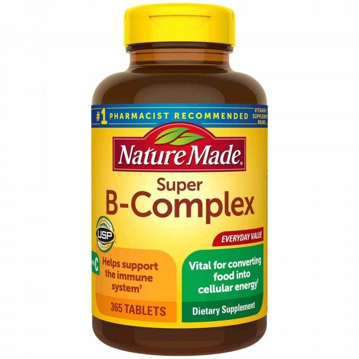 Nature Made Super B-Complex...
