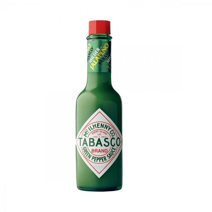 TABASCO Salsa Jalapeño Verde Intensidad Baja Tienda 306