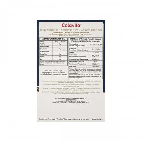 Colavita Arroz Arborio Super Fino 500 g D1129