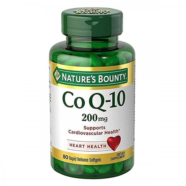 NATURES BOUNTY CoQ-10...