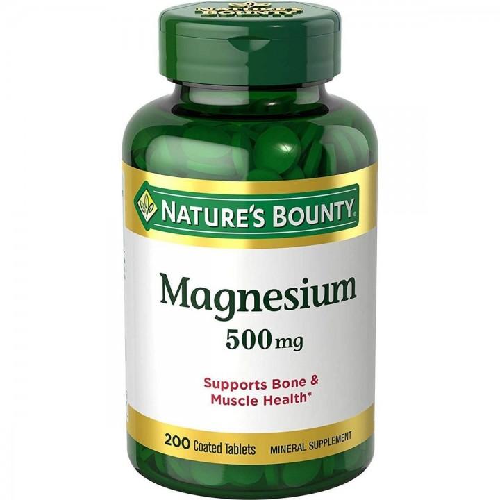NATURES BOUNTY Magnesio...