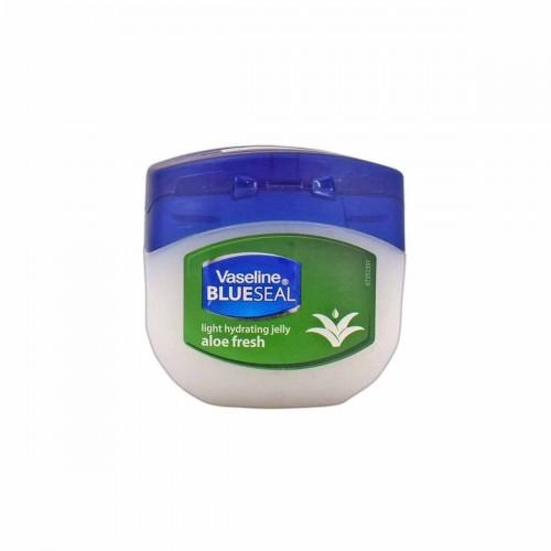 Vaseline BLUE SEAL 100% Jalea Hidratante Ligera Aloe Fresh 1.76 Oz (50 ml) C1125 Vaseline