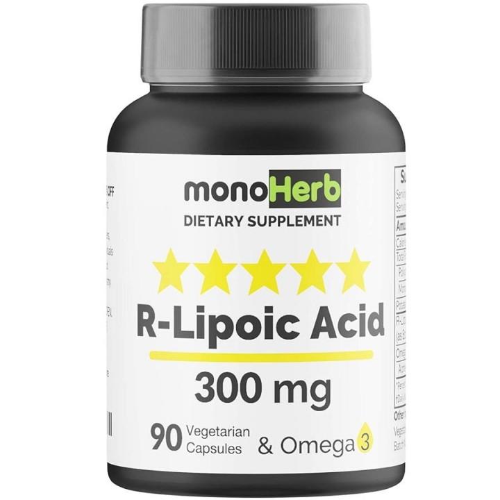 monoHerb Acido R-Lipoico...