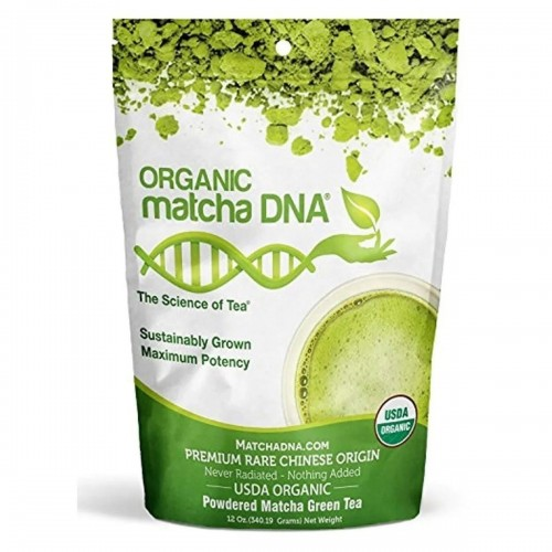 Te Verde Matcha Organico DNA en Polvo 12 oz. (340.19 g) T2067 Matcha DNA