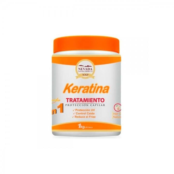 Nevada Tratamiento Keratina 15 in 1 1K Revitalizante Capilar C1133 Nevada Natural Products