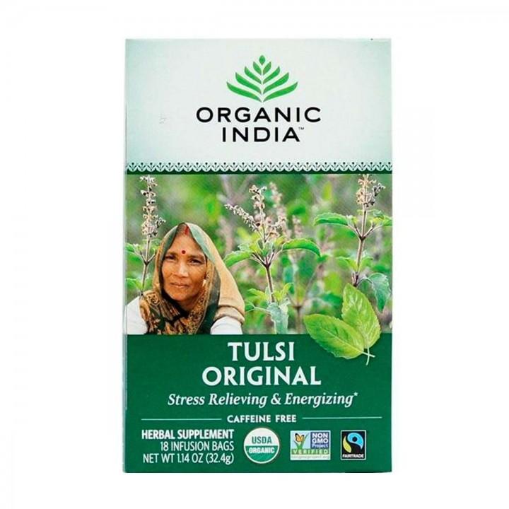Te Organic India Tulsi...