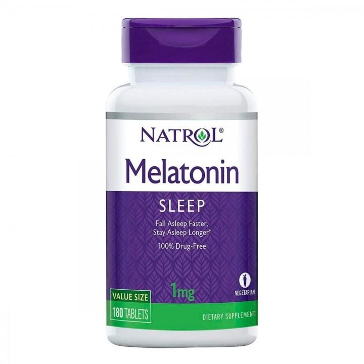 Natrol Melatonin Sueño...
