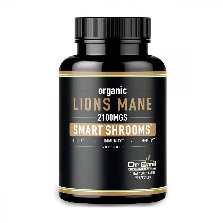 Organic LIONS MANE Diente De Leon Tienda 306