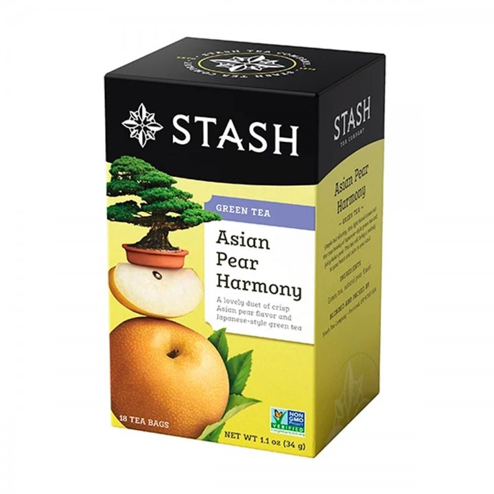 Te STASH Green Tea Asian...