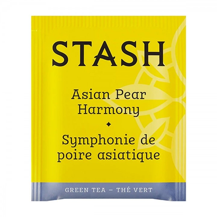 Te STASH Green Tea Asian Pear Harmony 18 Bolsitas 34 Gramos T2012 STASH