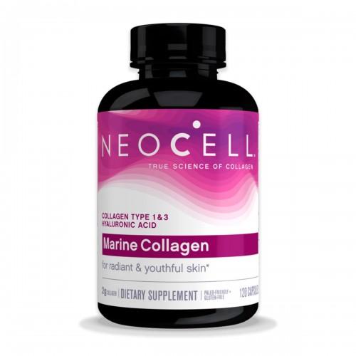 Neocell Super Colageno Marino 2000 mg + Acido Hialuronico 120 Capsulas V3013 Neocell