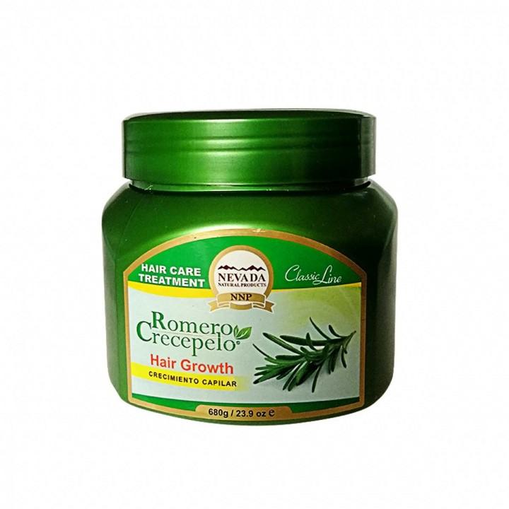 Nevada Natural Products Romero Crecepelo Tratamiento Natural Fitoterapeutico 23.9 Fl (680g) C1069 Nevada Natural Products