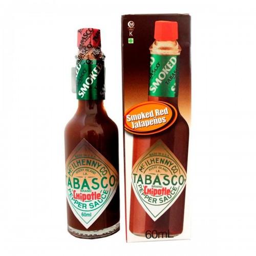 TABASCO Salsa de Chile Chipotle Intensidad Media 60 ml D1165 Mc Ilhenny