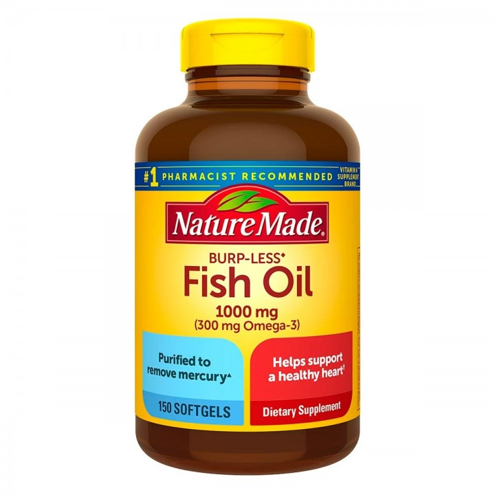 Nature Made Fish Oil 1000...