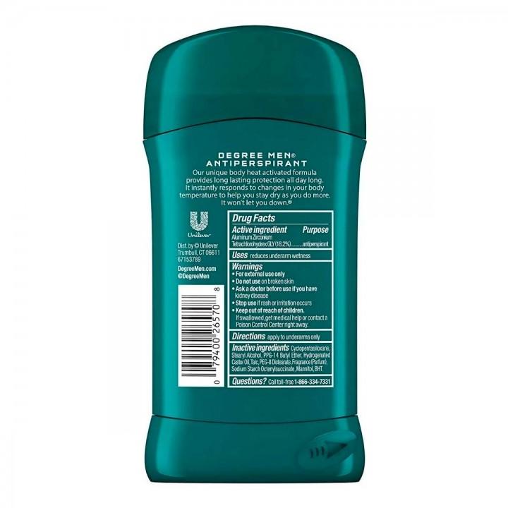 Desodorante Degree Sport 48 Horas de Proteccion C1148 Degree
