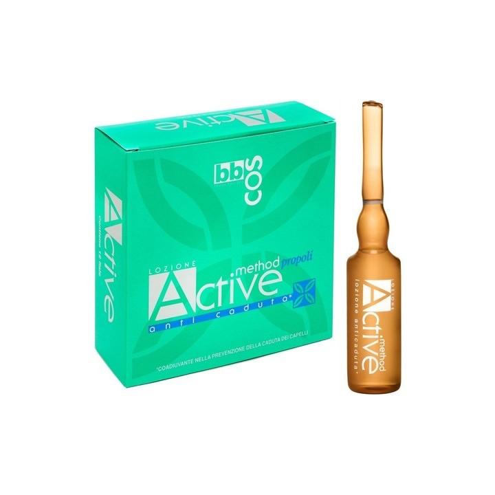 bbCOS Locion Anticaida 12 Ampollas 8 ml c/u C1141 bbcos