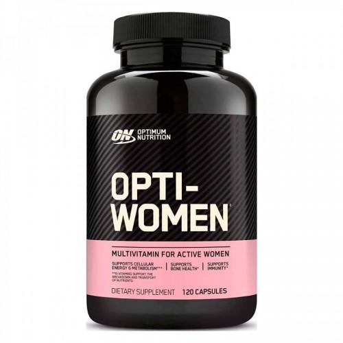ON Optimum Nutrition Opti-Women Suplemento Multivitaminico para Mujer
