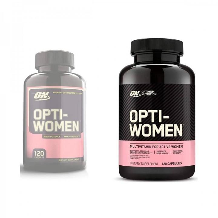 ON Optimum Nutrition Opti-Women  Aumenta los niveles de energía Tienda 306