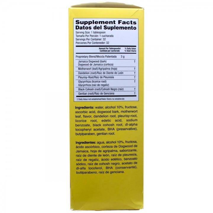 LYDIA PINKHAM Suplemento Herbario Liquido 16 Fl. Oz. (472 ml) V3070 LYDIA PINKHAM