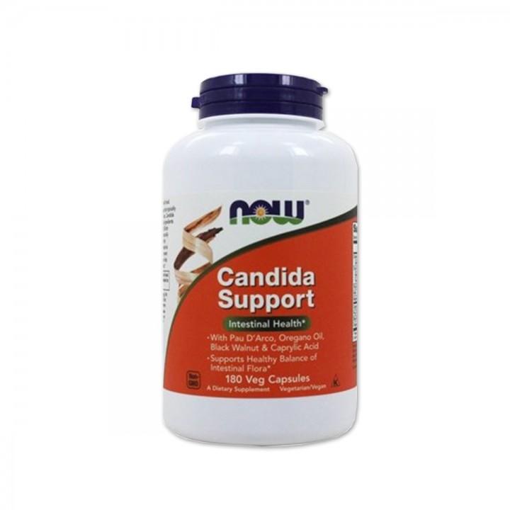 Now Foods Soporte Candida Salud Intestinal Tienda 306