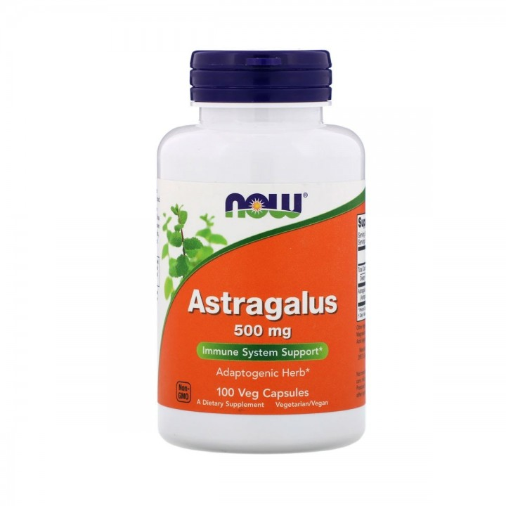 Now Foods Astragalus 500 Mg...