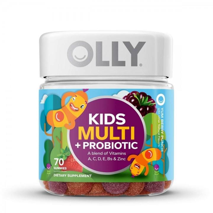 OLLY Kids Multi Probioticos...