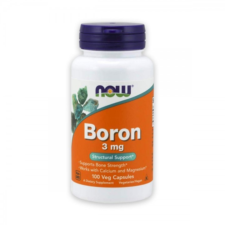 Boron Now Foods 3 mg...