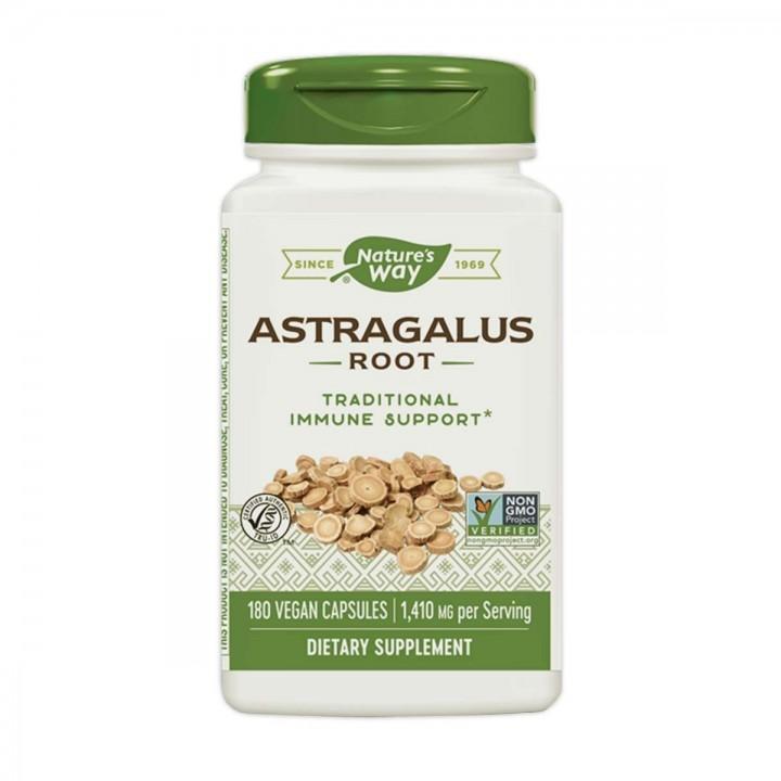 Astragalus Nature's Way Soporte Inmune 180 Cápsulas Veganas V3211 Nature's Way