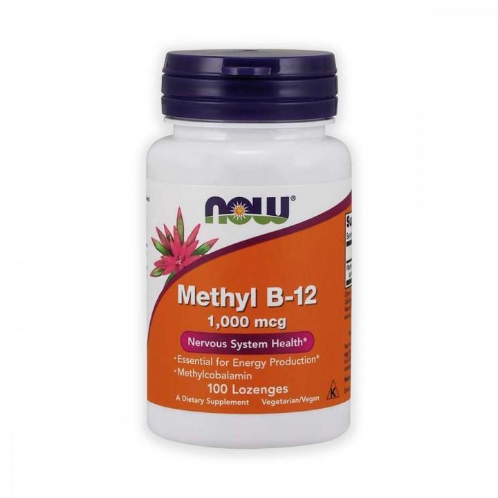 Methyl B-12 1000 mcg...