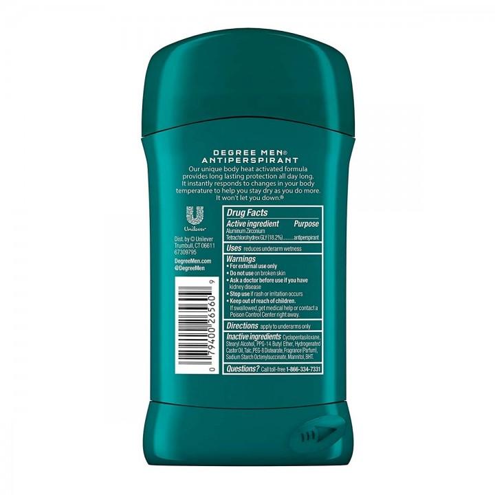Desodorante Degree Extreme Blast 48 Horas de Proteccion C1143