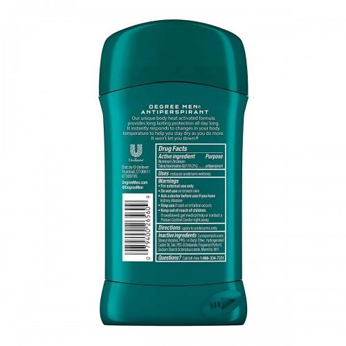 Desodorante Degree Extreme Blast 48 Horas de Proteccion C1143 Degree