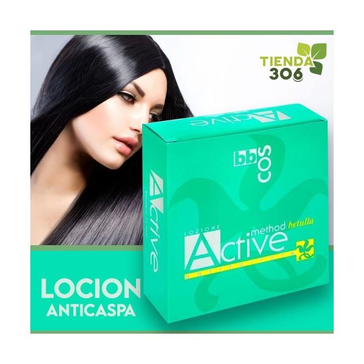 bbCOS HAIRPRO Locion Anticaspa 12 Ampollas 8 ml c/u C1039 bbcos