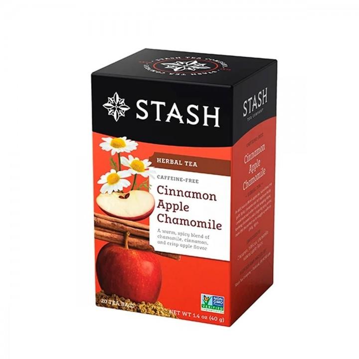 Te STASH Cinnamon Apple Chamomile Caffeine Free 20 Bolsitas 40 g T2015 STASH