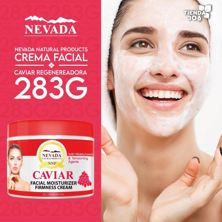 Nevada Natural Products Crema Facial Caviar Regenereadora 283g C1047 Nevada Natural Products