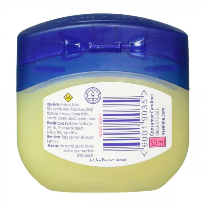 Vaseline Blueseal Baby Suave Protección Made in Usa (50ml) C1062 Vaseline