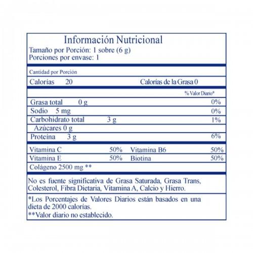 Benet Colageno Hidrolizado sobre 5,8g V3034 Bénet