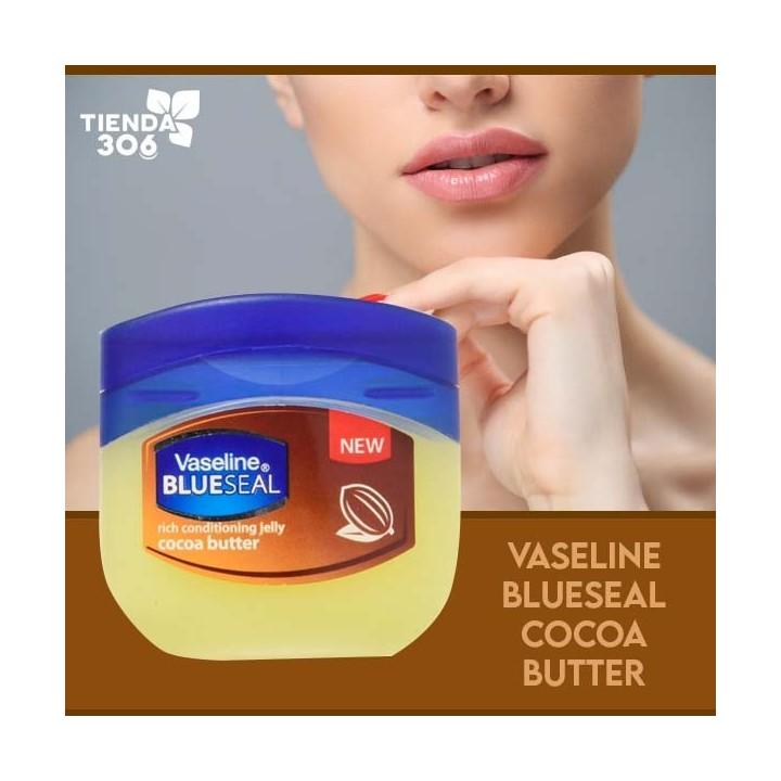 Vaseline Blueseal Cocoa Butter Made in Usa (50ml) C1043 Vaseline