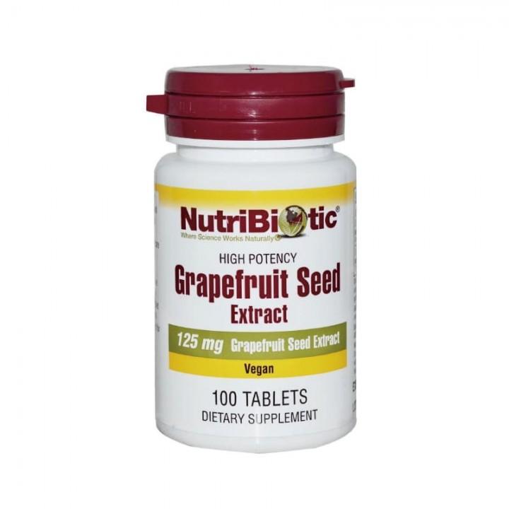Extracto De Pomelo Nutribiotic 125 Mg Tienda 306