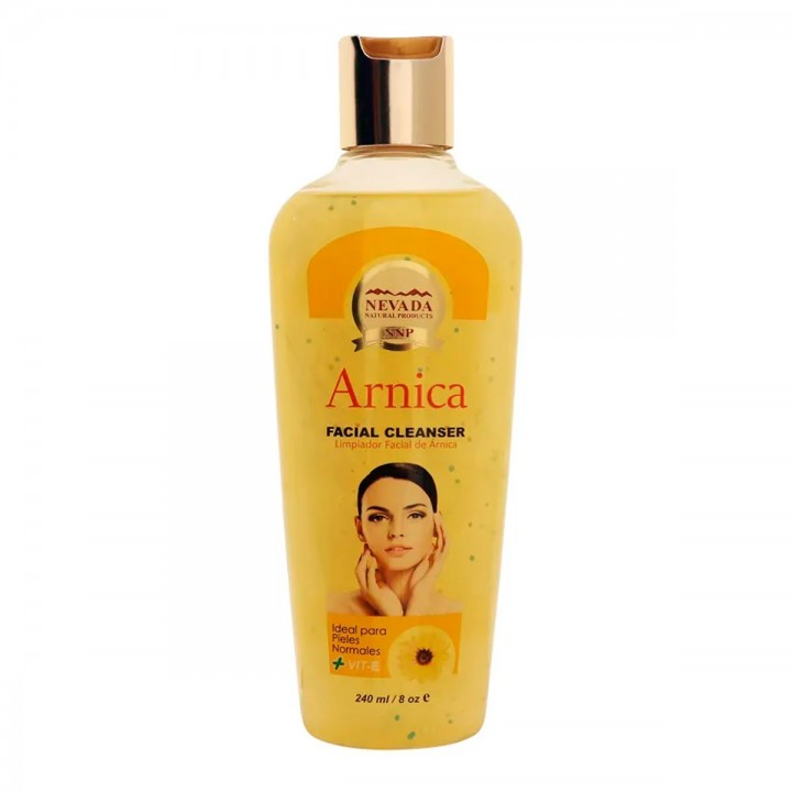 Limpiador Facial en Gel Piel Normal Arnica Nevada Natural Productos 240 ml C1084 Nevada Natural Products