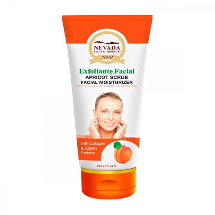 Nevada Natural Products Exfoliante Facial Albaricoque 200 ml C1160 Nevada Natural Products