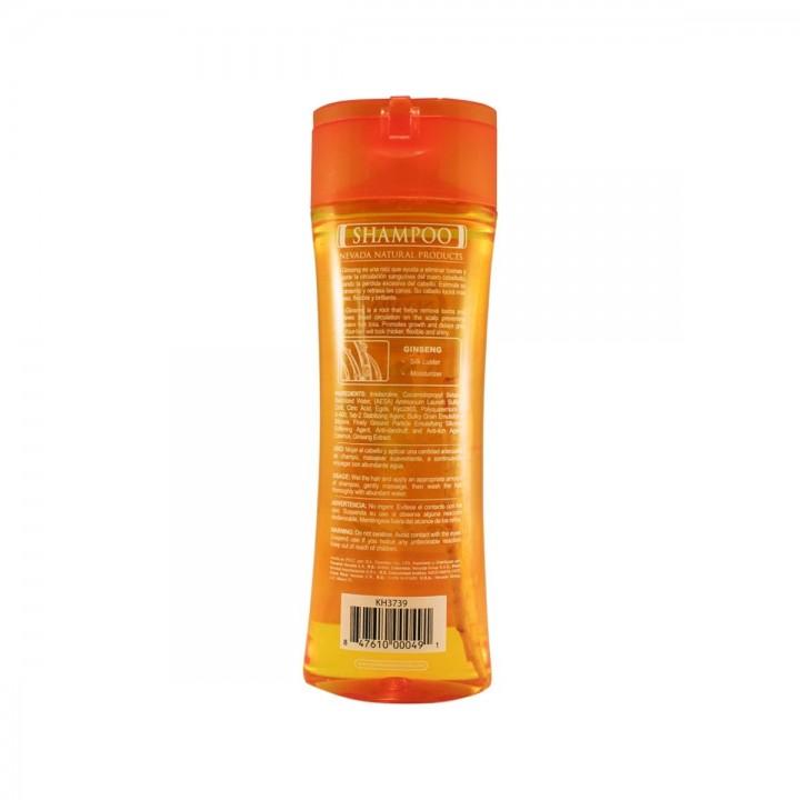 Nevada Shampoo Anti Caída Desintoxicante de Raíz de Ginseng 420 ml / 14.2 oz e C1011 Nevada Natural Products
