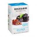 Té Bigelow Herbal Canela y Mora con Sabor Natural Libre de Cafeína 18 Bolsitas 39g T2010 BIGELOW