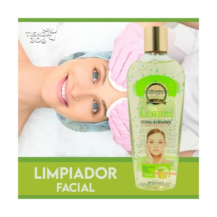 Limpiador Facial en Gel Pieles Grasas con Vitamina E 240 ml C1068 Nevada Natural Products